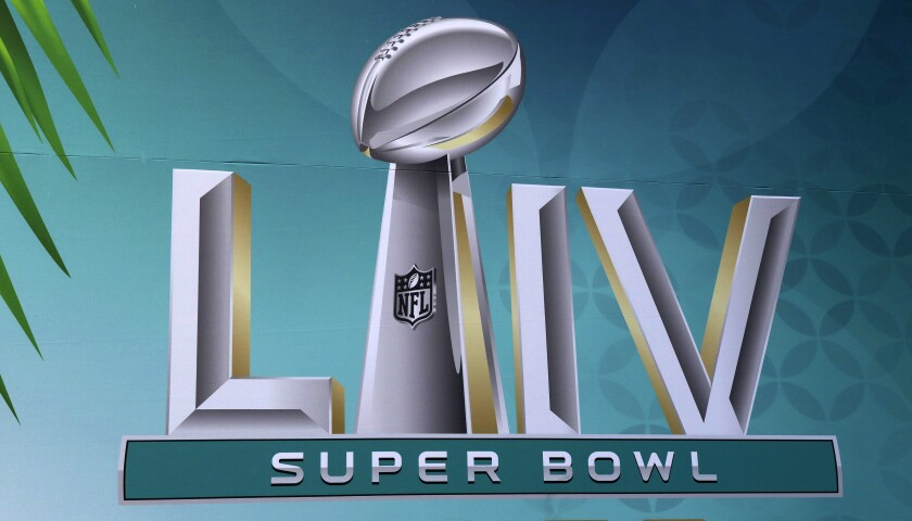 Hard Rock Stadium in Miami Gardens, Fla., will play host to Super Bowl LIV on Feb. 2.