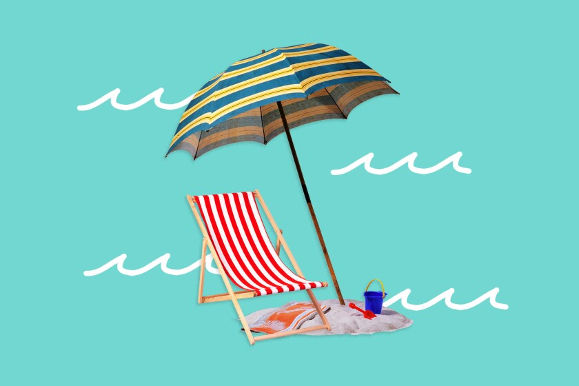 DIY your own personalized beach