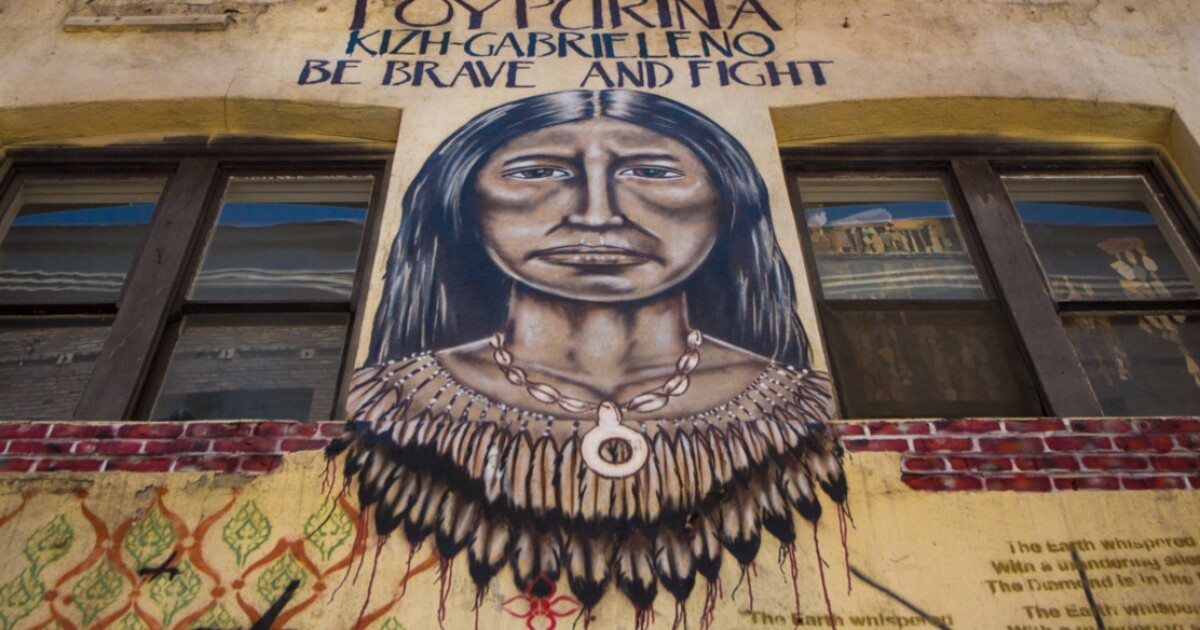 Op-Ed: It's time to acknowledge the genocide of California's Indians