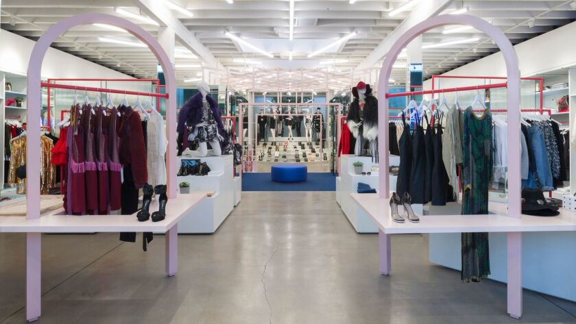 Nasty Gal's venture into bricks-and-mortar stores weren't as sucesssful as the company had hoped.