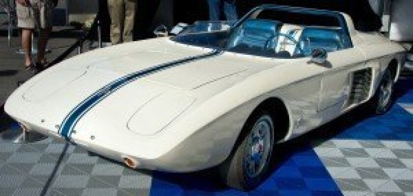1962 Ford Mustang I Roadster concept