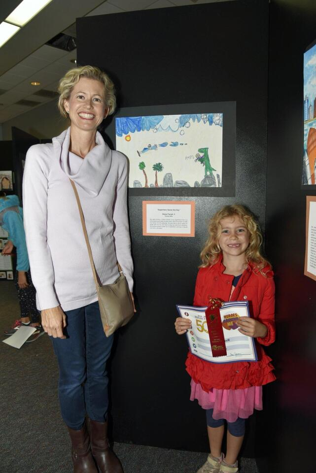North Coastal Council of PTAs Reflections Art Awards Celebration