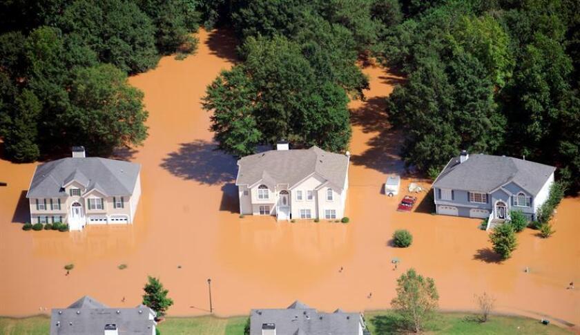 Las inclementes condiciones climatológicas que se registran en el sur de Estados Unidos se han cobrado la vida de once personas en el estado de Georgia, según informaron hoy las autoridades locales. EFE/ARCHIVO
