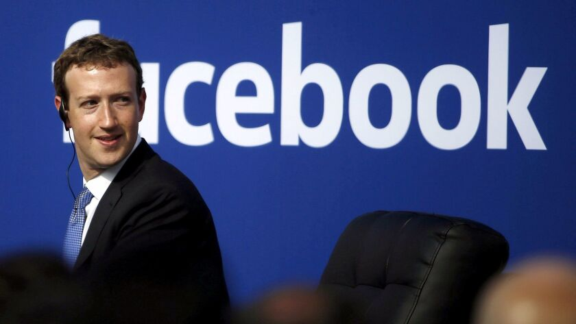Facebook CEO Mark Zuckerberg is pushing ahead with a video-first agenda.
