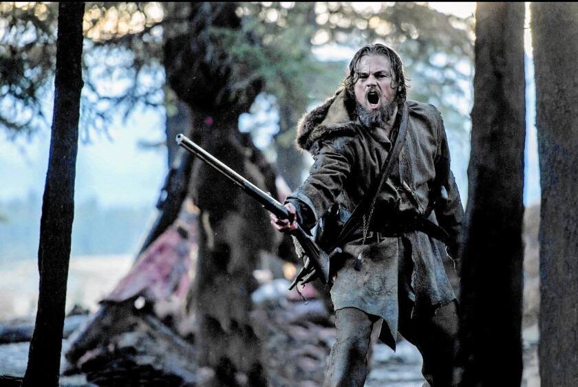 'The Revenant' is a survival tale of beautiful, brute strength
