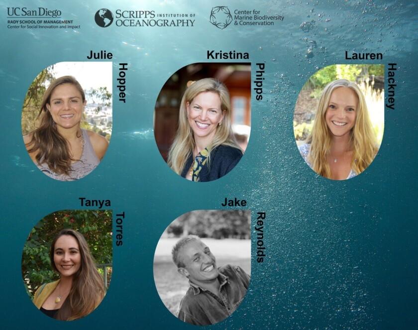 Team SDZero won the first Ocean Plastic Pollution Challenge.