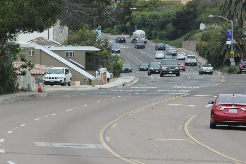 As part of its discussion on infrastructure priorities it will send to the city for possible inclusion in the city's budget, the LJCPA is requesting that phases 1-2 of the Torrey Pines Road Corridor Project include widening the narrow sidewalks there to a regulation width of five feet.