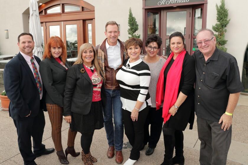 Gian Ceretto, Lori Vialpando, Monica Nash, Nelson White, Alma Porras, Lynda Hill, Svetlana Larkin, Roger Jones