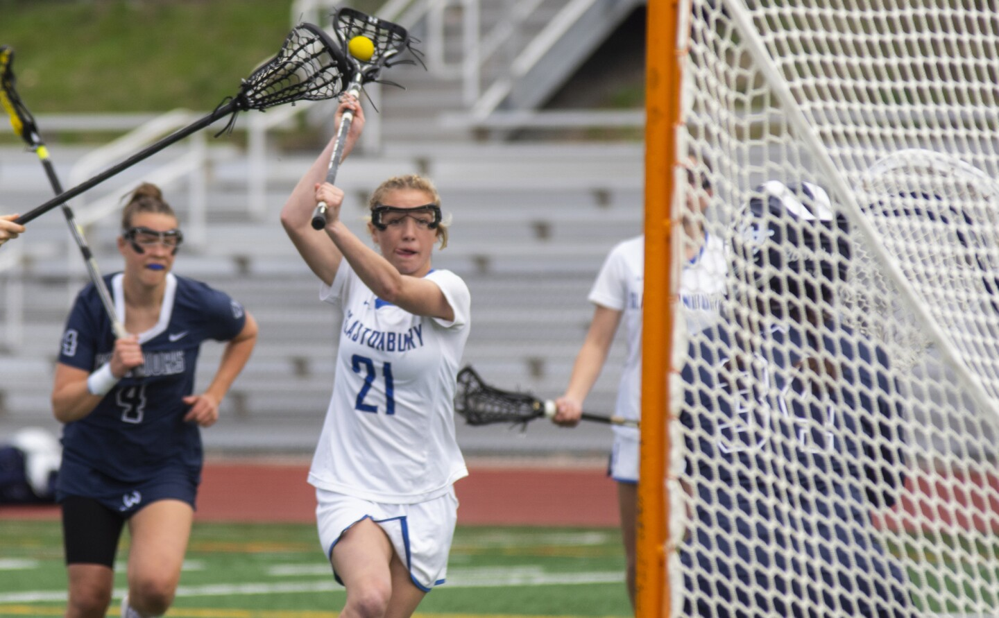 Girls Lacrosse Team Facing Early Tests