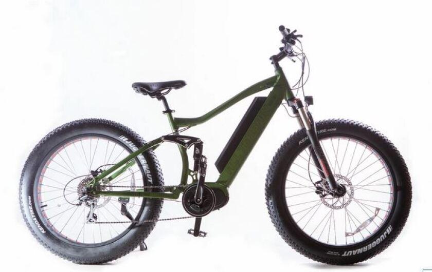 Stolen E bike parkinsons.JPG