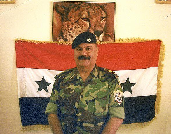 Maj. Gen. Jawad Rumi Daini