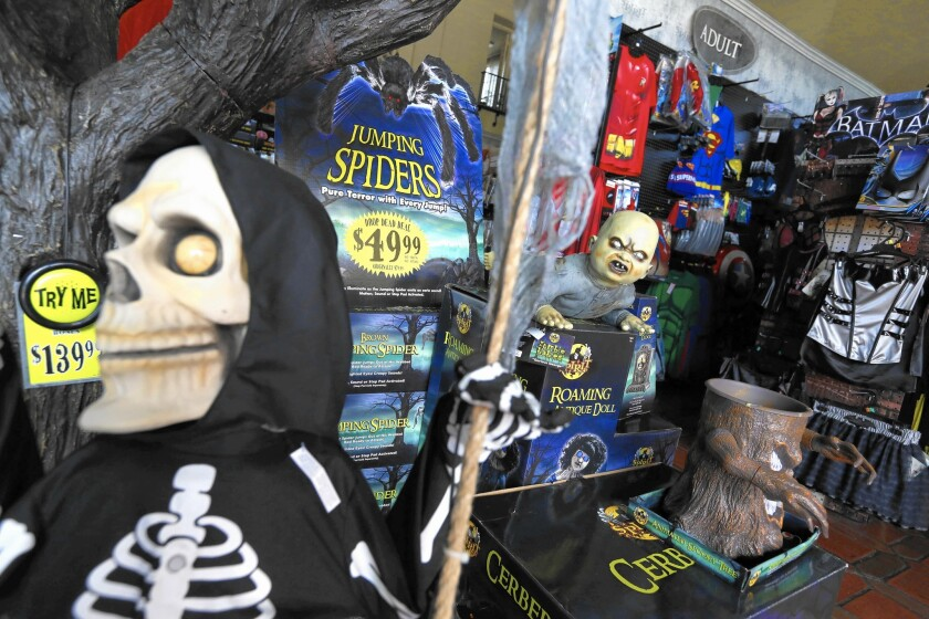 Halloween has grown into a major consumer holiday, with 157 million Americans expected to celebrate this year.