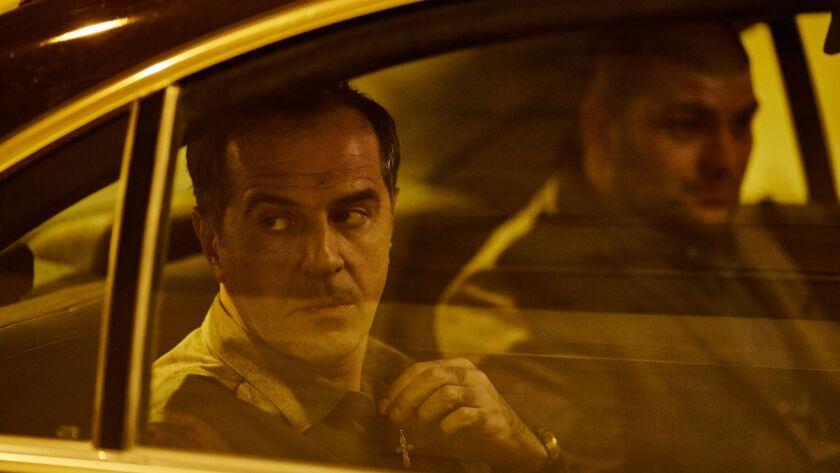 Vadim Kalyagin (MERAB NINIDZE)- McMafia _ Season 1, Episode 1 - Photo Credit: Nikola Predovic/CUBA