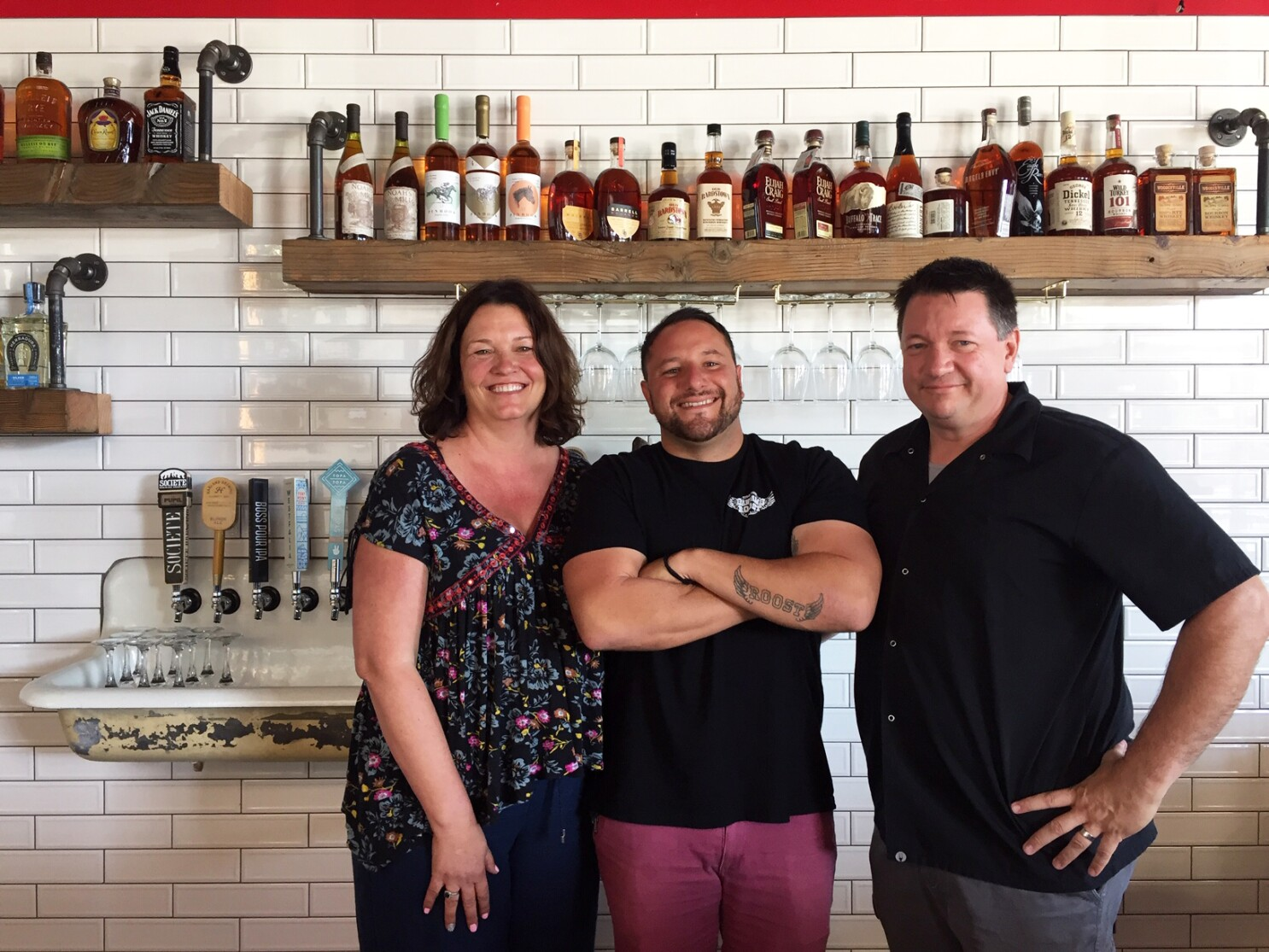 Flying Pig duo and new partner opening Bantam's Roost pub in Bressi Ranch