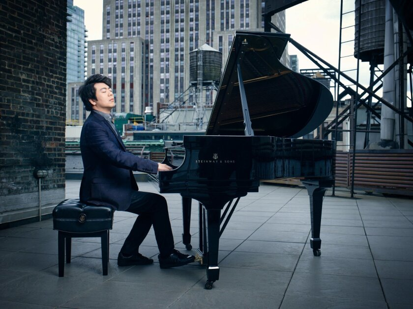 Fall arts preview 2018, Classical: Lang Lang to perform with the San Diego Symphony
