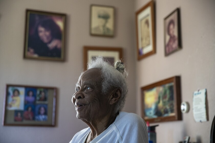 Catherine Blake started the Blake Home, a board-and-care home in Sylmar, in the 1980s.