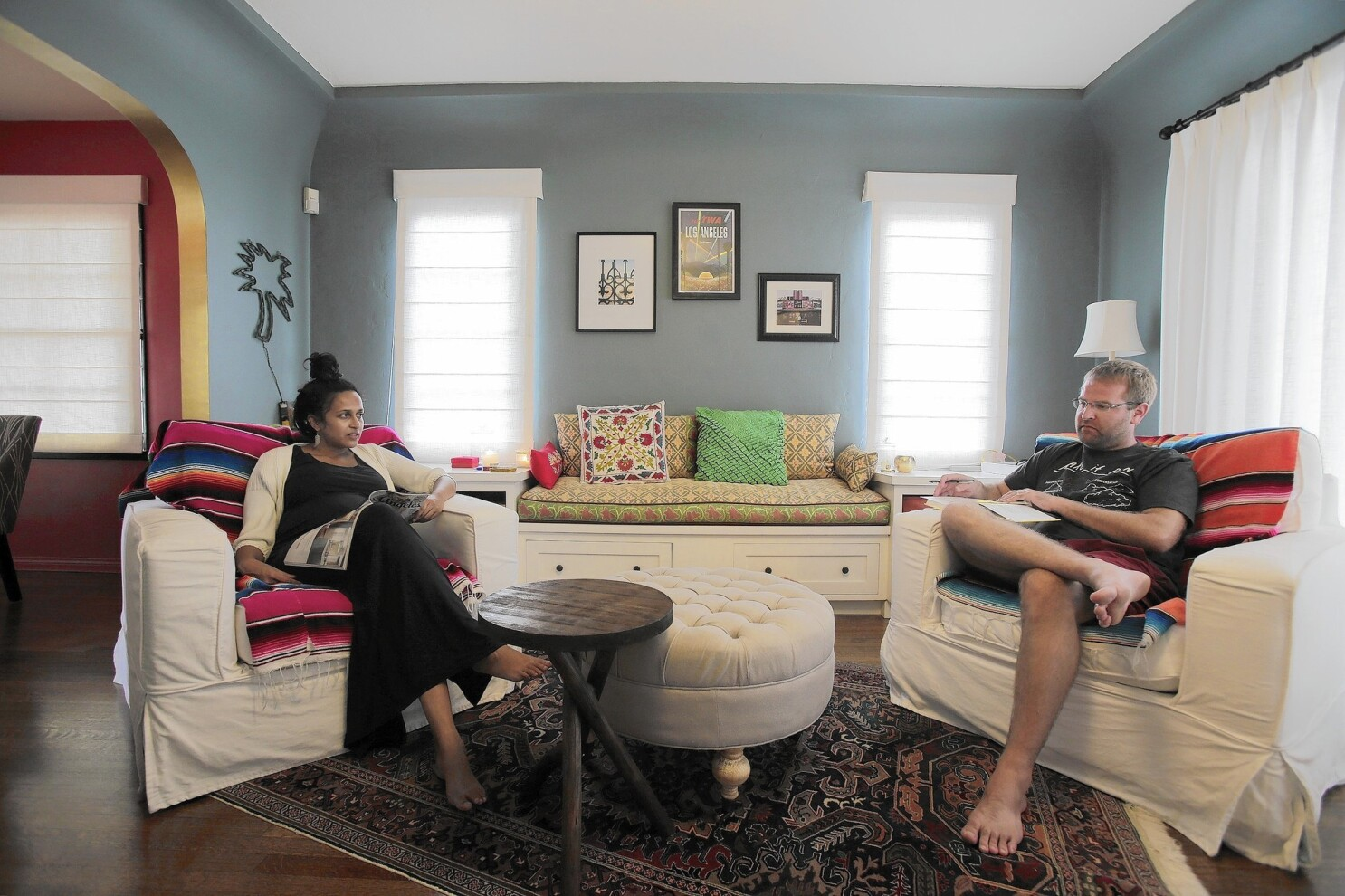 Is The Dining Room Dead See The Fun Ways Other People Repurpose Theirs Los Angeles Times