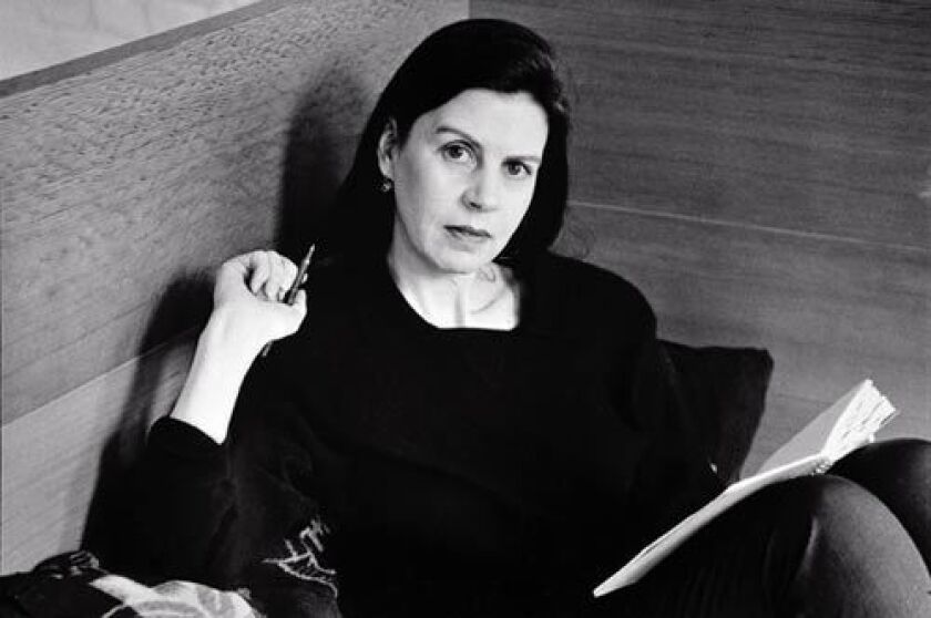 Coosje van Bruggen was a respected art historian, writer and curator known for her almost scientific approach to looking at an artist's oeuvre. She collaborated with her husband, artist Claes Oldenburg, to build startlingly large sculptures of ordinary objects.