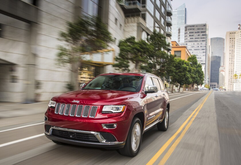 Detroit Auto Show: Jeep releases revised Grand Cherokee lineup, now with diesel