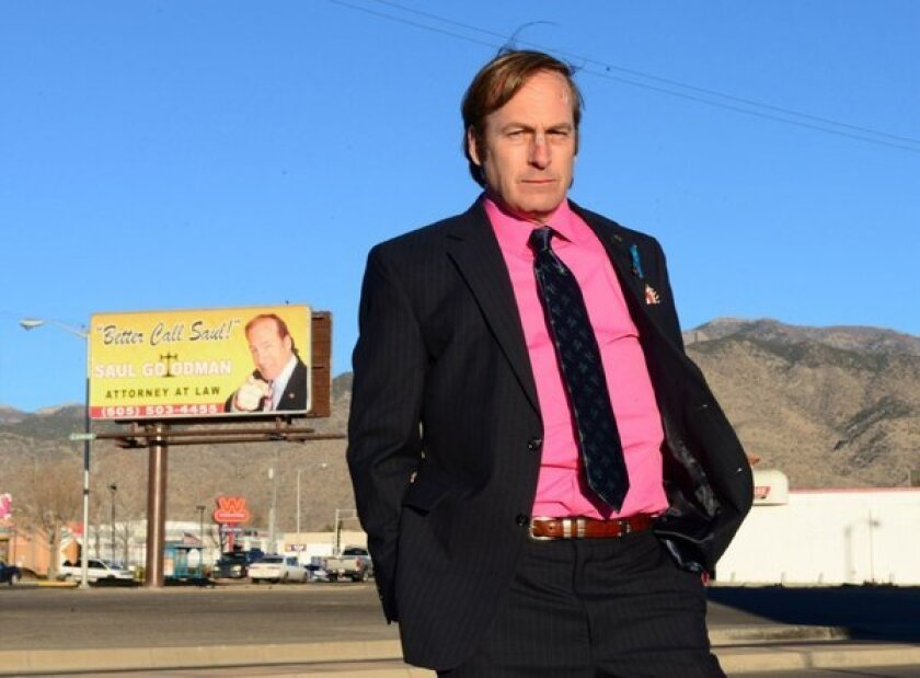 Bob Odenkirk as Saul Goodman