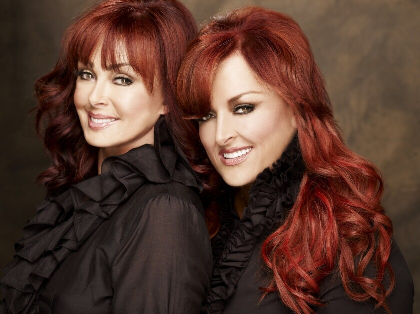 Naomi, left, and Wynonna Judd are to return to the stage after a five-year absence, with a nine-date residency in Las Vegas.