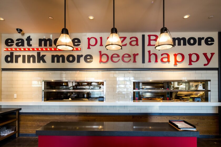 Regents Pizzeria (4150 Regents Park Row) has expanded into a 4,100-square-foot space adjacent the La Jolla locale it has occupied for nearly a decade.