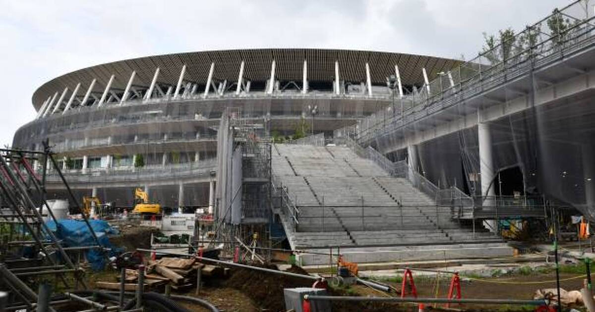 Tokyo's rough road to 2020 Summer Olympics