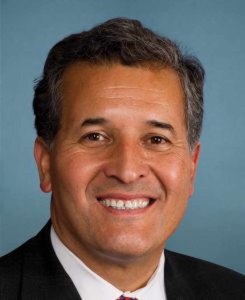 Rep. Juan Vargas is running for re-election in the 51st Congressional District.