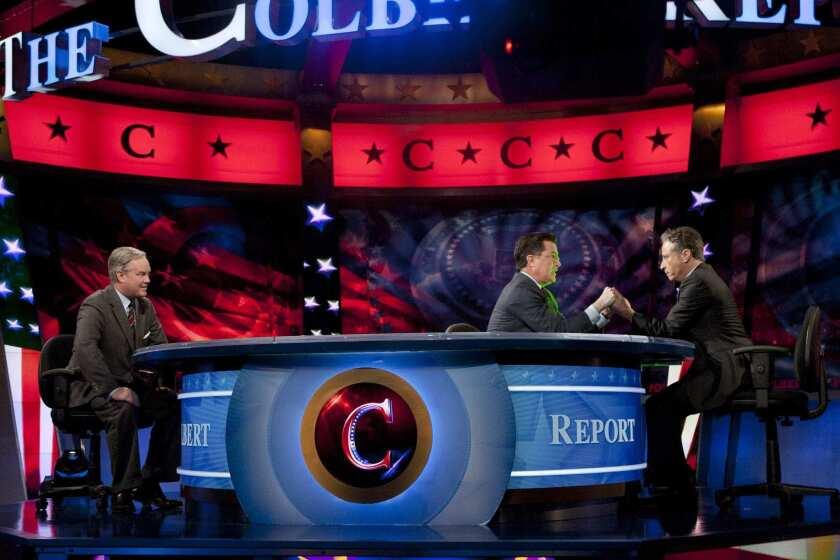 Stephen Colbert's presidential run