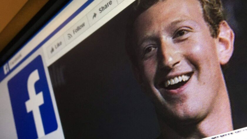 Facebook, led by CEO Mark Zuckerberg, reported record quarterly profit of nearly $7 billion last week despite a string of privacy scandals.