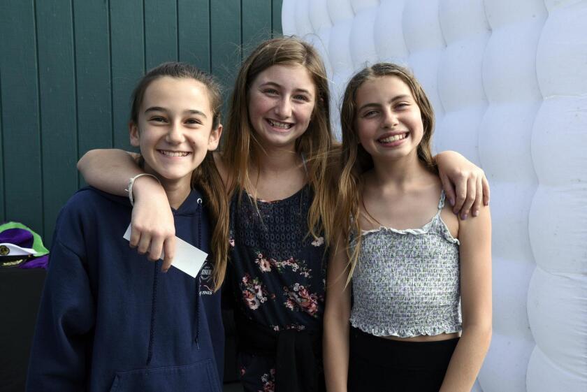 Makena, Julia, Lauren