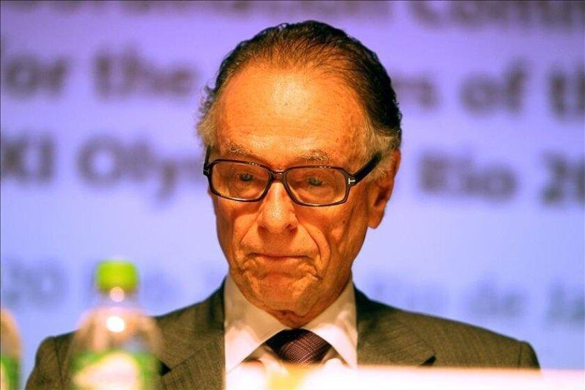 El presidente del Comité Olímpico Brasileño, Carlos Arthur Nuzman. EFE/Archivo