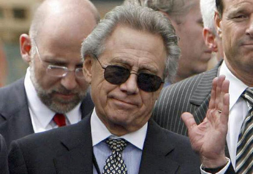 Philip Anschutz, principal owner of AEG, is ready to take on the NFL in landing a team for L.A.