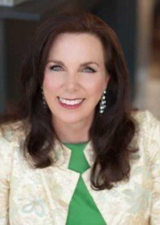 Elaine Murphy, 2012 Jewel Ball chair
