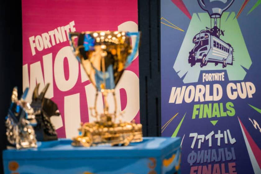 Is The Gold Sentinel Real In Fortnite A Teenager Named Bugha Won 3 Million Playing Fortnite Los Angeles Times