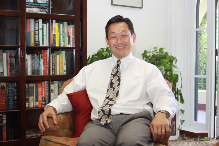 Ron Kim, Head of The Bishop's School