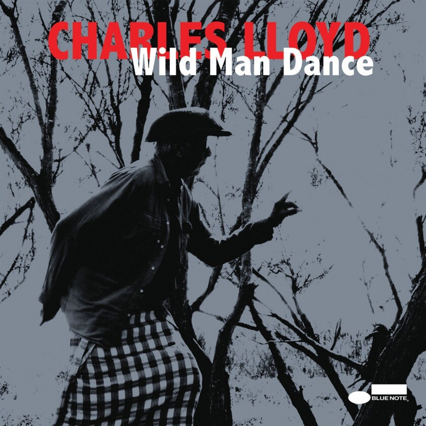 "Album cover for Charles Lloyd's ""Wild Man Dance."""