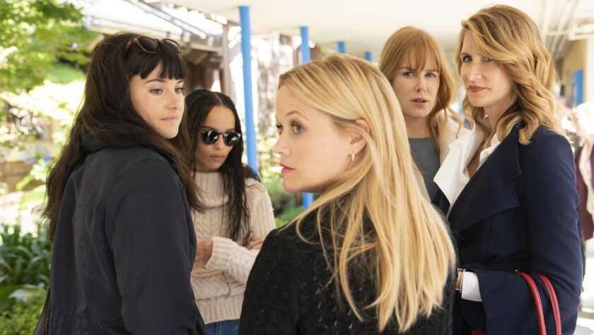 Commentary: 'Big Little Lies' is less white this season