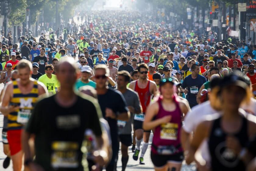 Los Angeles Marathon 2019