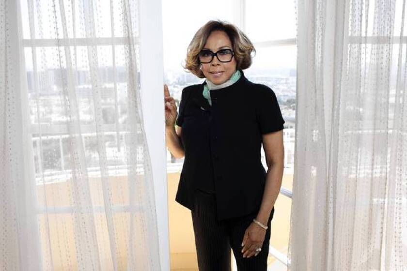 Diahann Carroll, who died in October at 84, owned the Sierra Towers condo for more than two decades.