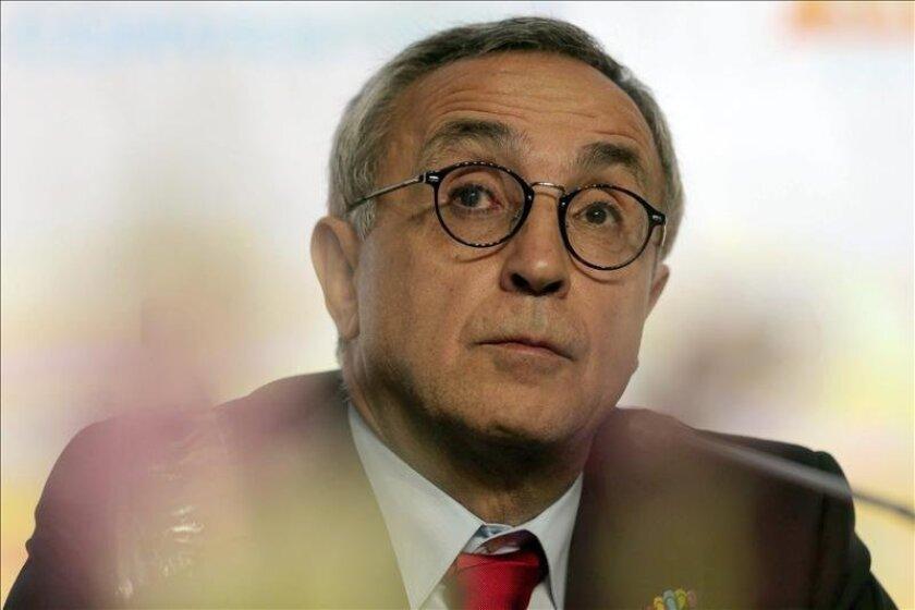 El delegado y mediador del COI para este conflicto, el español Alejandro Blanco. EFE/Archivo