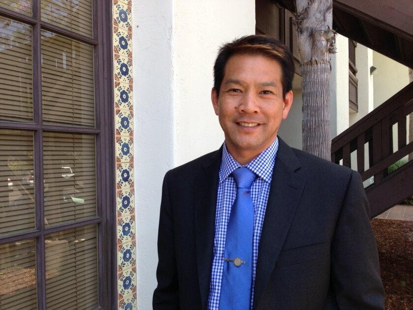 Dr. David Miyashiro, new Cajon Valley Union School District superintendent