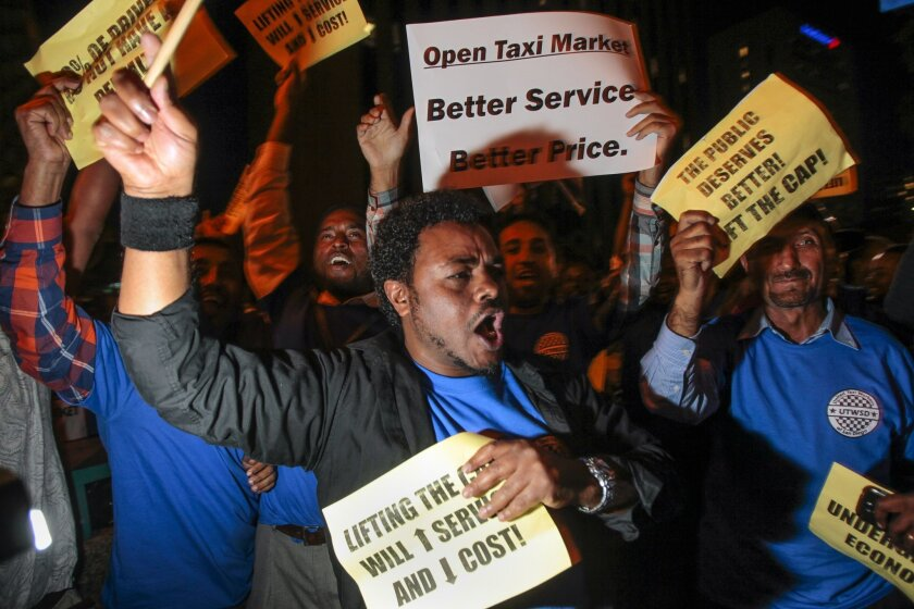 San Diego Deregulates Controversial Cab Industry To Boost