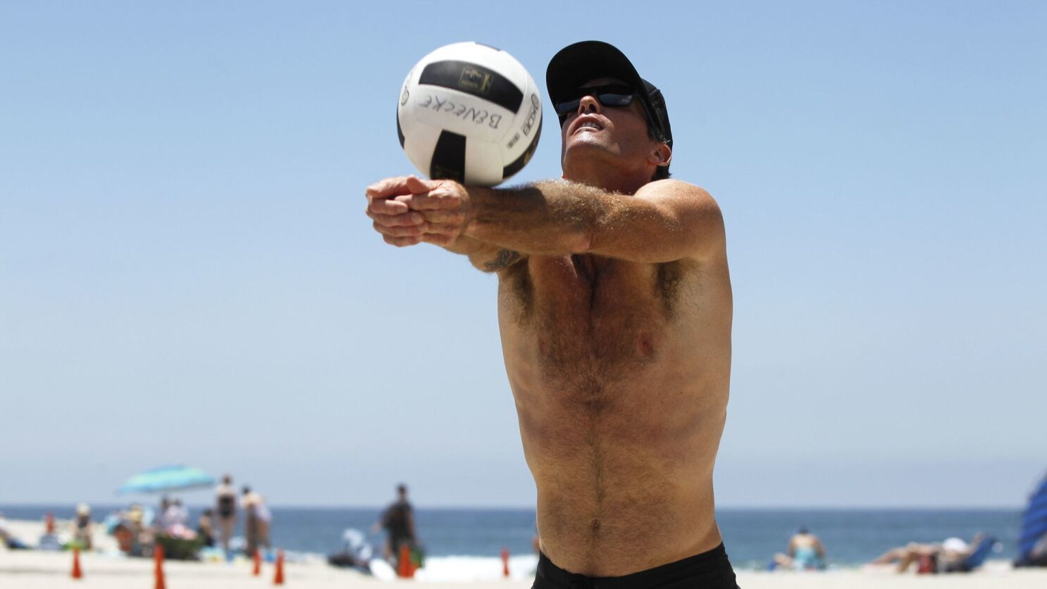 Volleyball athlete's fitness is 7-day-a-week commitment