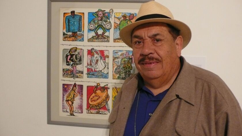 Artist Victor Ochoa