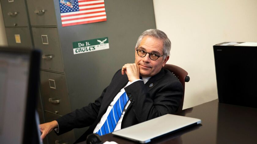 """Larry Krasner in """"Philly D.A."""""""