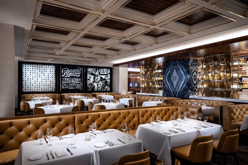 Barry S. Dakake's steakhouse Scotch 80 Prime