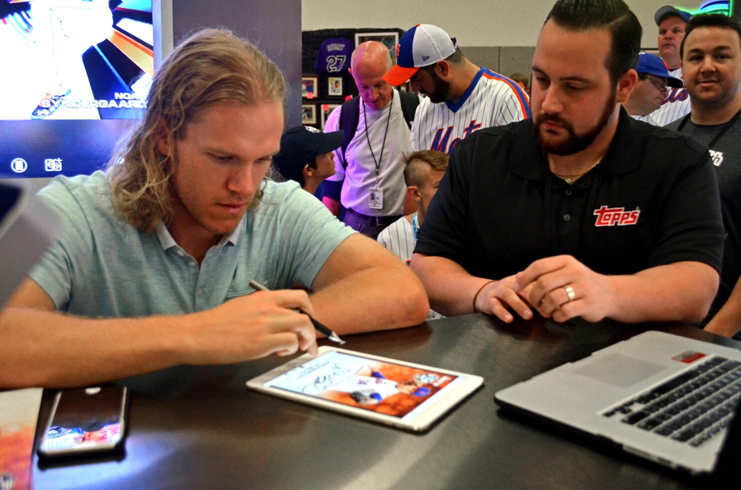 Even The Baseball Card Industry Sees Its Future In The App