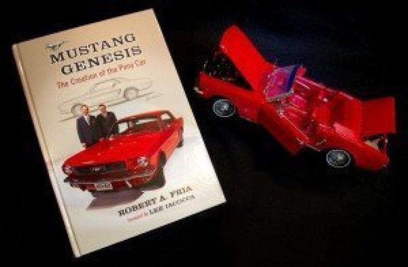 Mustang Genesis with Mustang model.