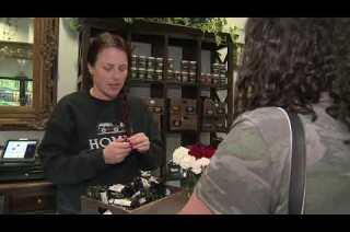 Venta de marihuana recreativa en California